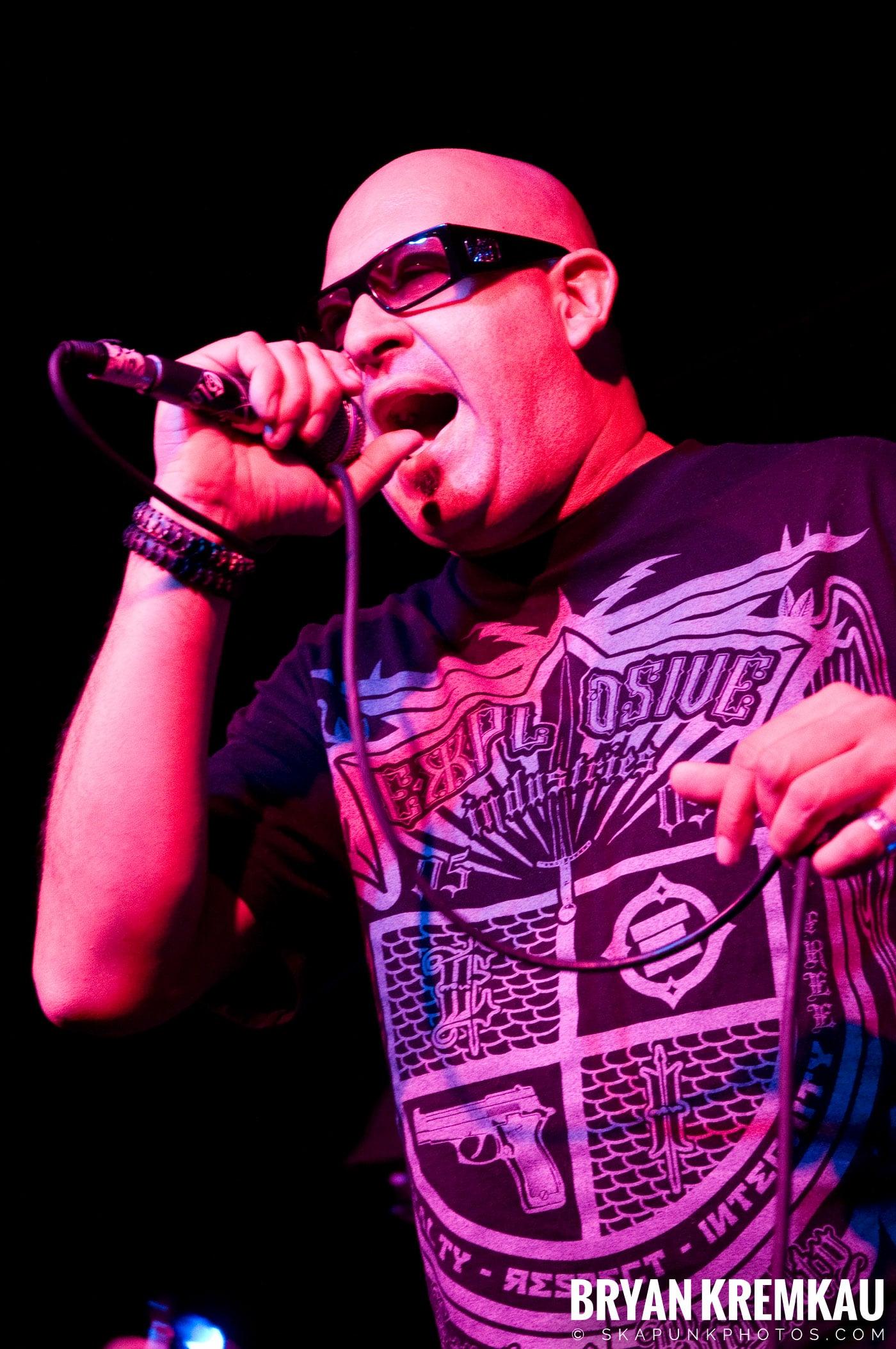 Voodoo Glow Skulls (Ska is Dead Tour) @ Starland Ballroom, Sayreville, NJ - 11.15.09 (9)