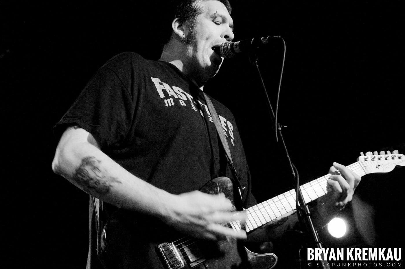 Voodoo Glow Skulls (Ska is Dead Tour) @ Starland Ballroom, Sayreville, NJ - 11.15.09 (8)