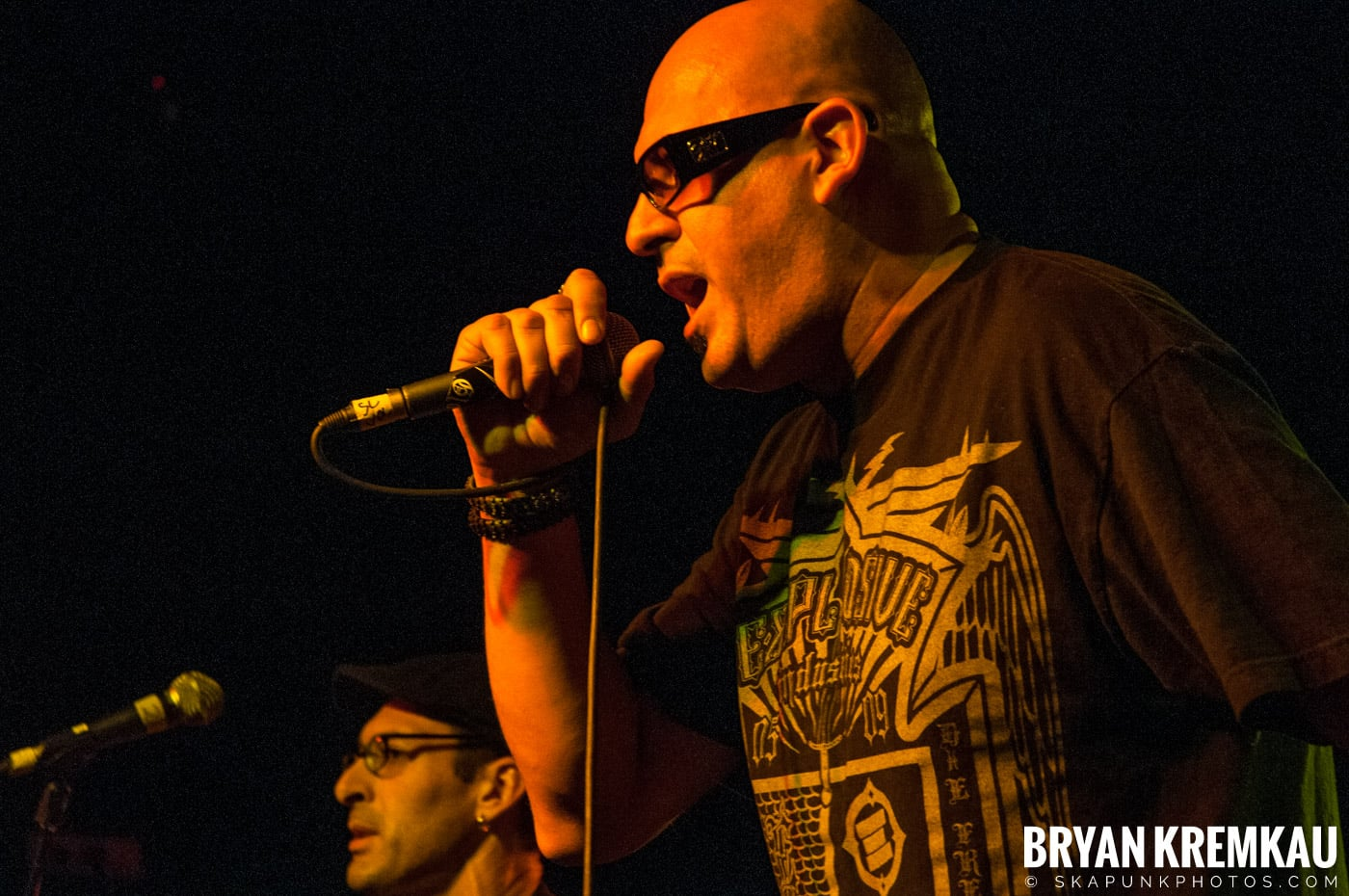 Voodoo Glow Skulls (Ska is Dead Tour) @ Starland Ballroom, Sayreville, NJ - 11.15.09 (7)