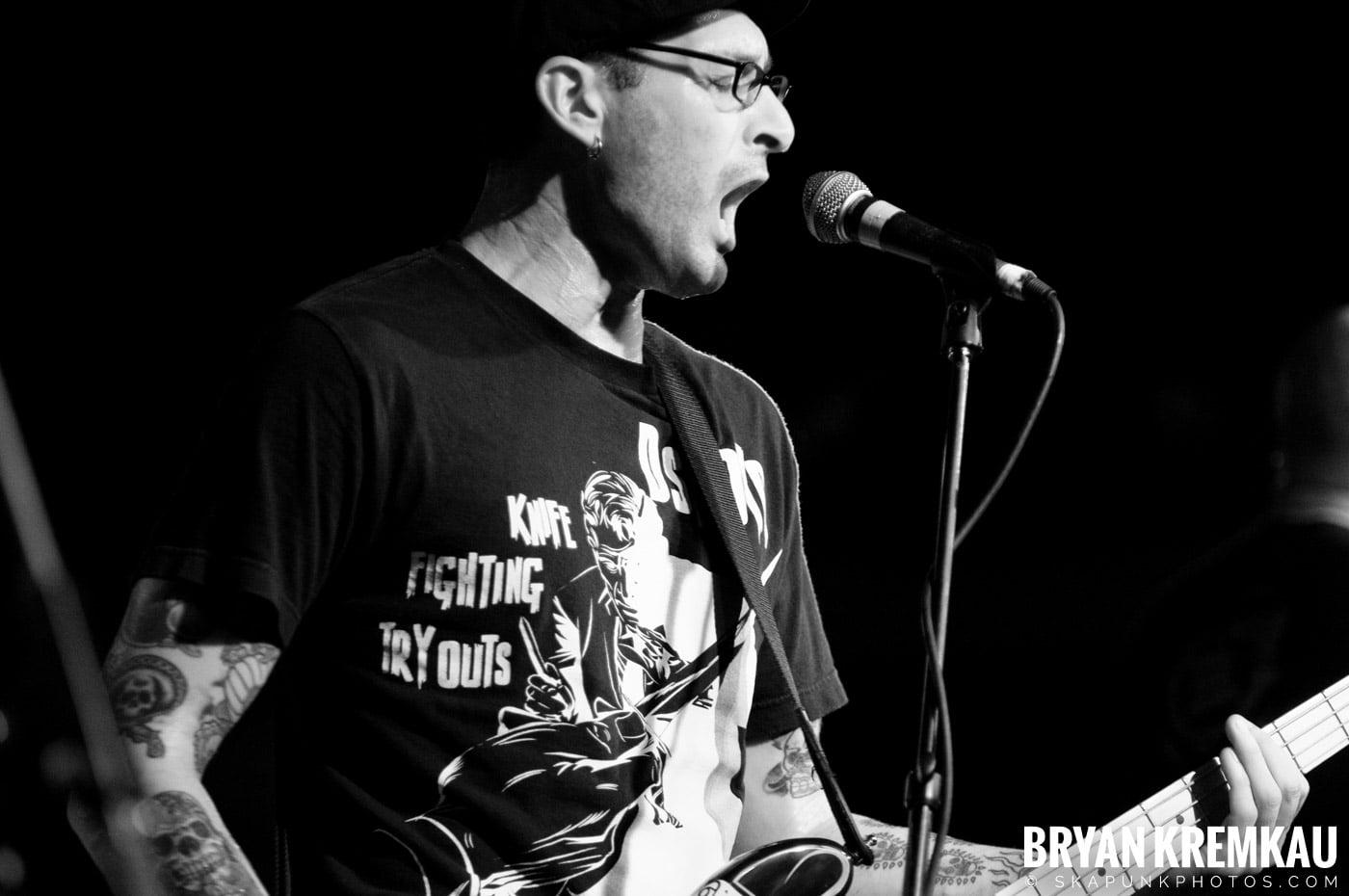 Voodoo Glow Skulls (Ska is Dead Tour) @ Starland Ballroom, Sayreville, NJ - 11.15.09 (1)