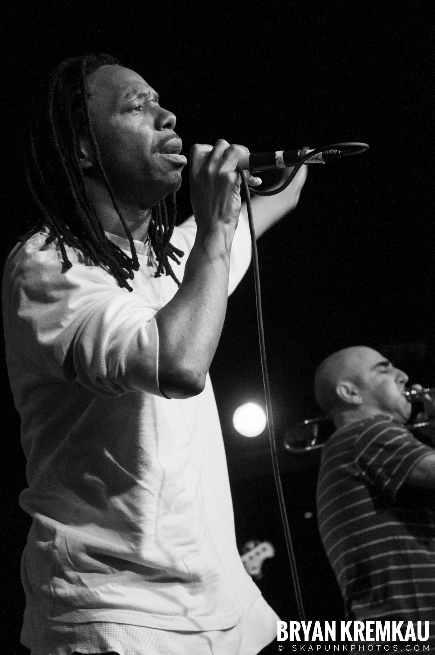 Pilfers (Ska is Dead Tour) @ Starland Ballroom, Sayreville, NJ - 11.15.09 (28)