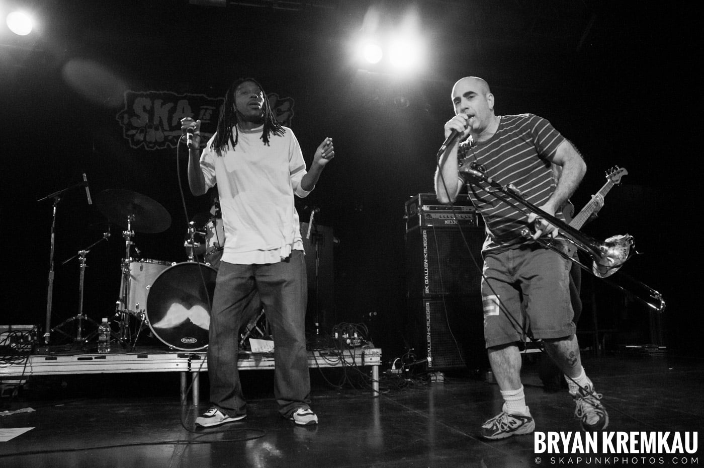 Pilfers (Ska is Dead Tour) @ Starland Ballroom, Sayreville, NJ - 11.15.09 (22)
