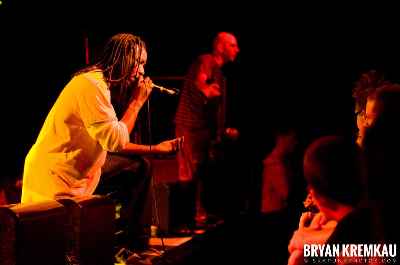 Pilfers (Ska is Dead Tour) @ Starland Ballroom, Sayreville, NJ - 11.15.09 (1)