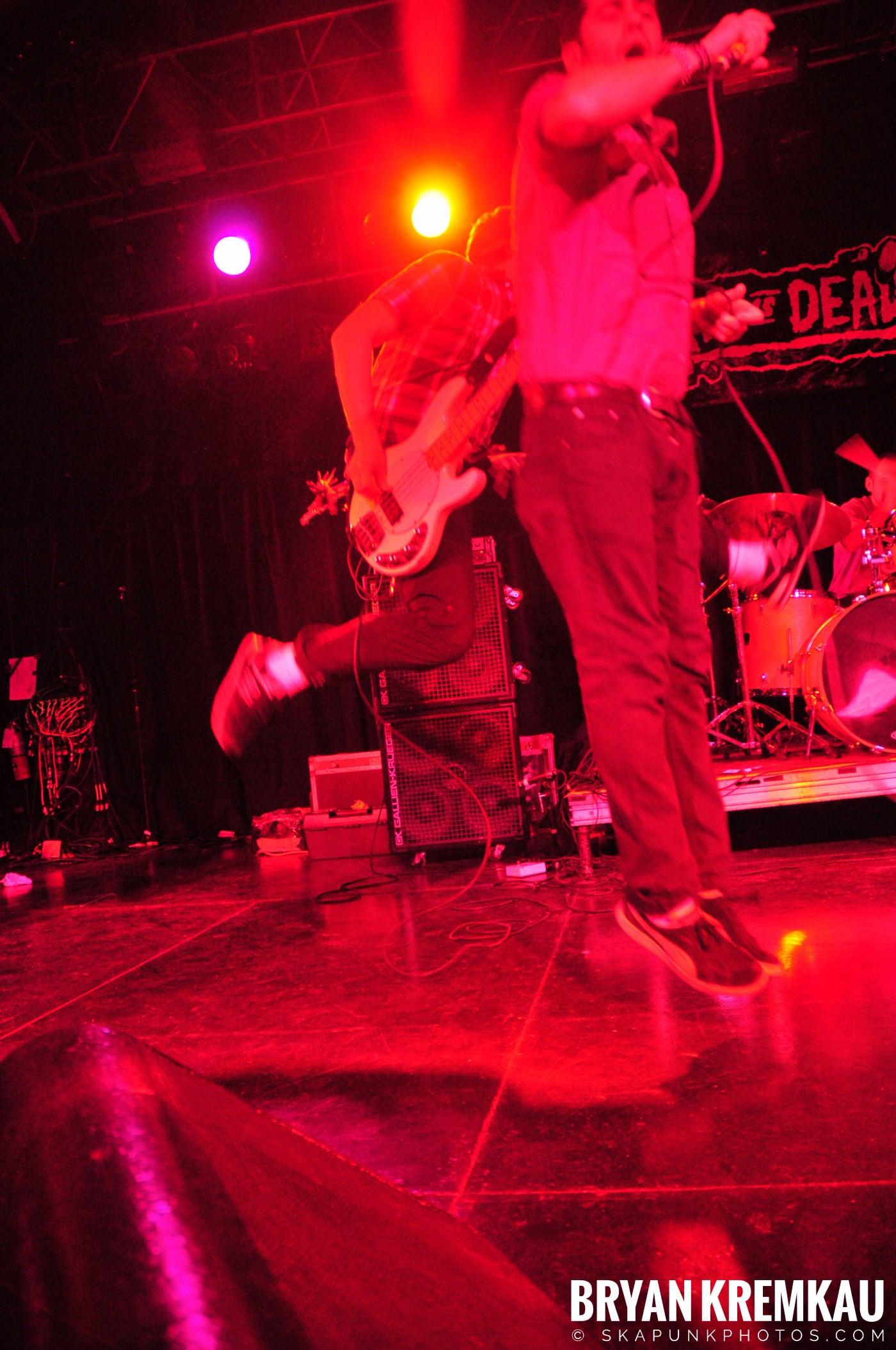 Mustard Plug (Ska is Dead Tour) @ Starland Ballroom, Sayreville, NJ - 11.15.09 (22)