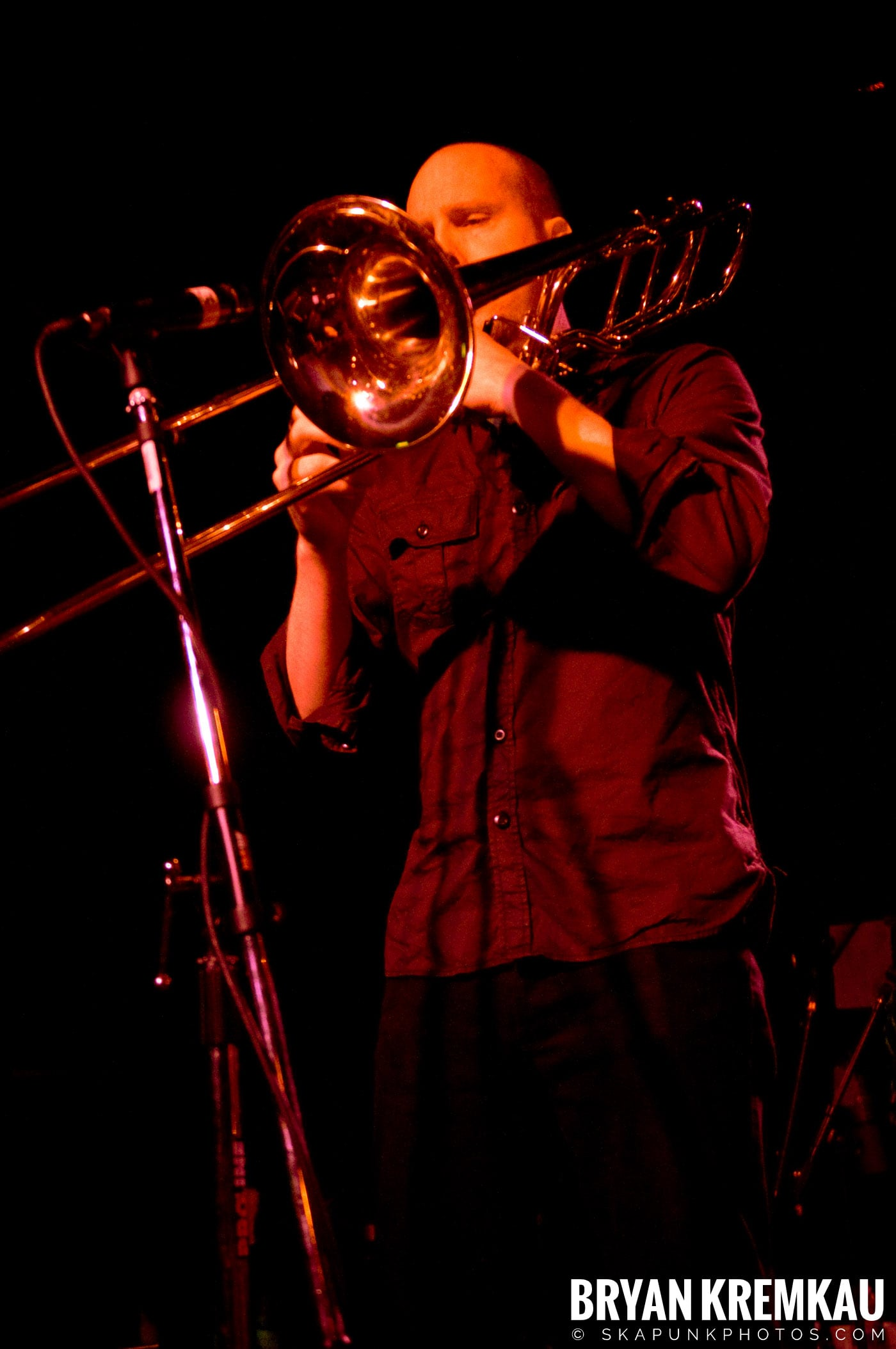 Mustard Plug (Ska is Dead Tour) @ Starland Ballroom, Sayreville, NJ - 11.15.09 (11)