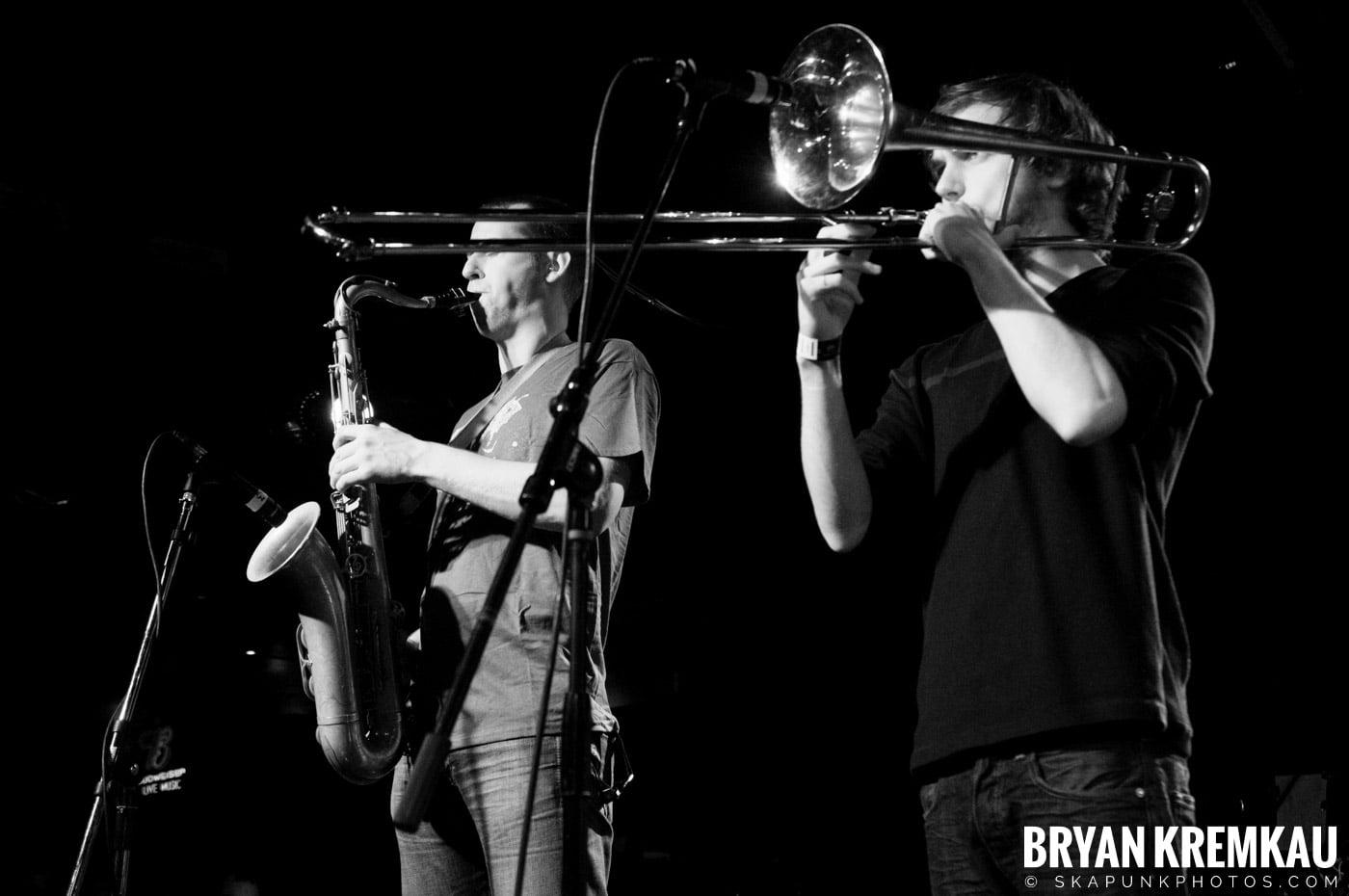 The Toasters (Ska is Dead Tour) @ Starland Ballroom, Sayreville, NJ - 11.15.09 (18)