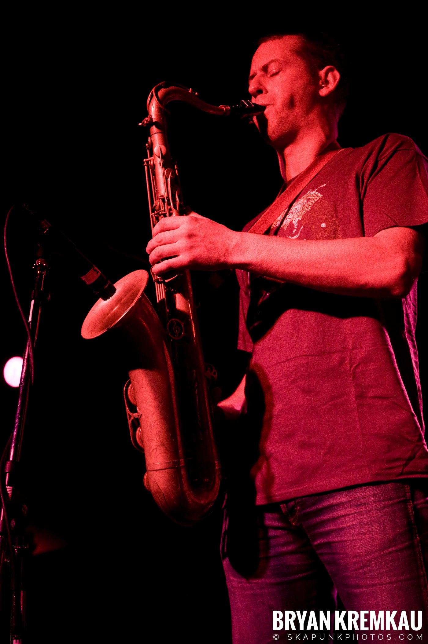 The Toasters (Ska is Dead Tour) @ Starland Ballroom, Sayreville, NJ - 11.15.09 (16)