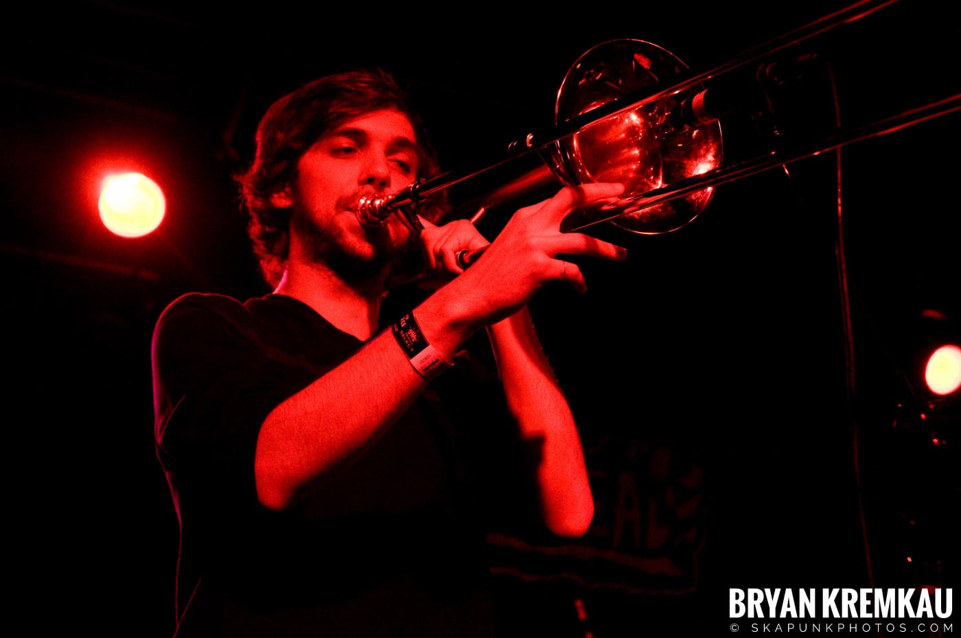 The Toasters (Ska is Dead Tour) @ Starland Ballroom, Sayreville, NJ - 11.15.09 (15)