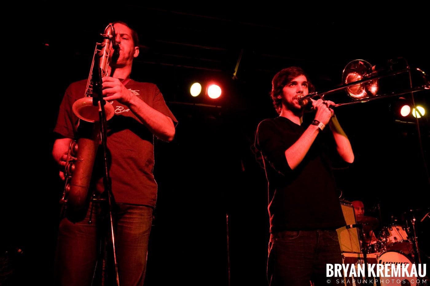 The Toasters (Ska is Dead Tour) @ Starland Ballroom, Sayreville, NJ - 11.15.09 (13)