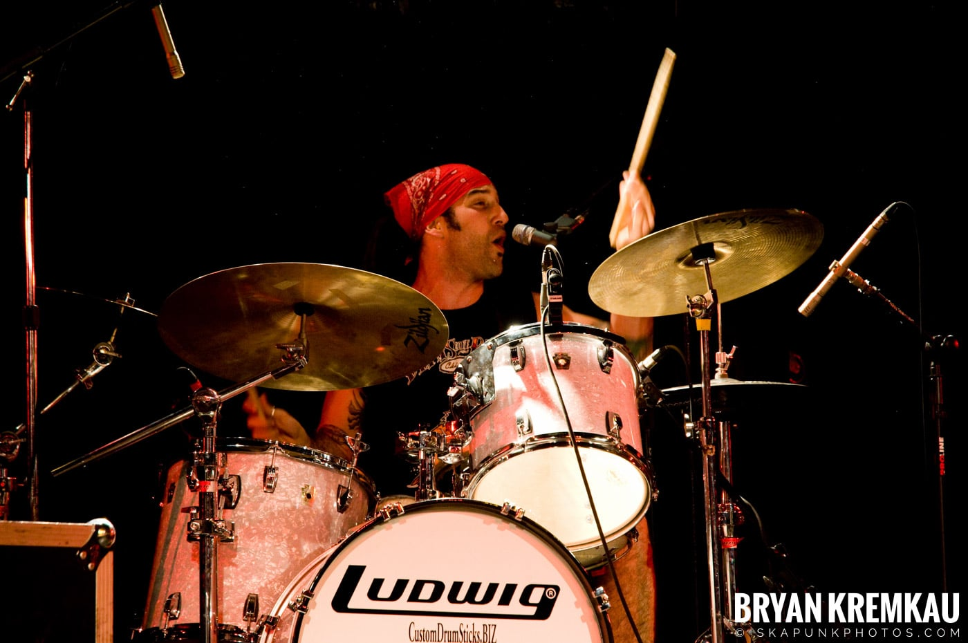 The Toasters (Ska is Dead Tour) @ Starland Ballroom, Sayreville, NJ - 11.15.09 (8)