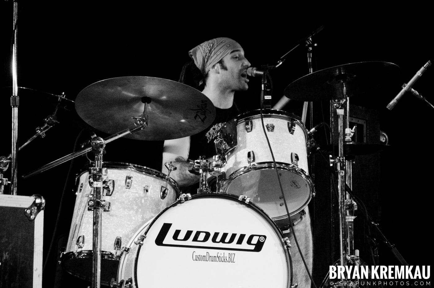 The Toasters (Ska is Dead Tour) @ Starland Ballroom, Sayreville, NJ - 11.15.09 (4)
