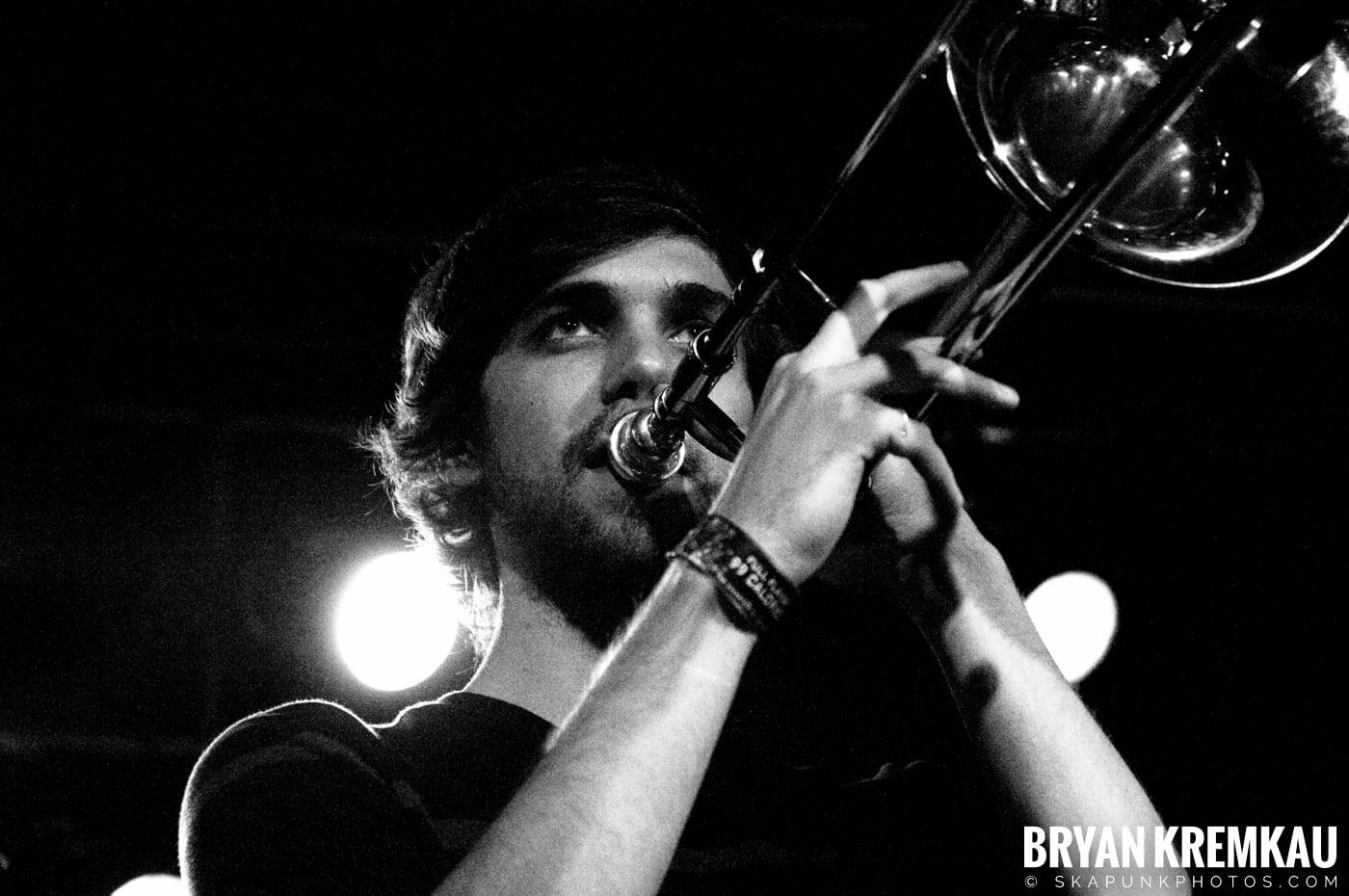 The Toasters (Ska is Dead Tour) @ Starland Ballroom, Sayreville, NJ - 11.15.09 (3)