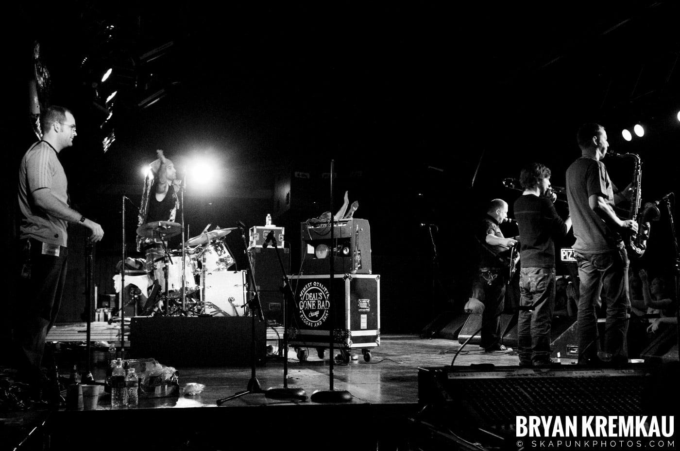 The Toasters (Ska is Dead Tour) @ Starland Ballroom, Sayreville, NJ - 11.15.09 (1)
