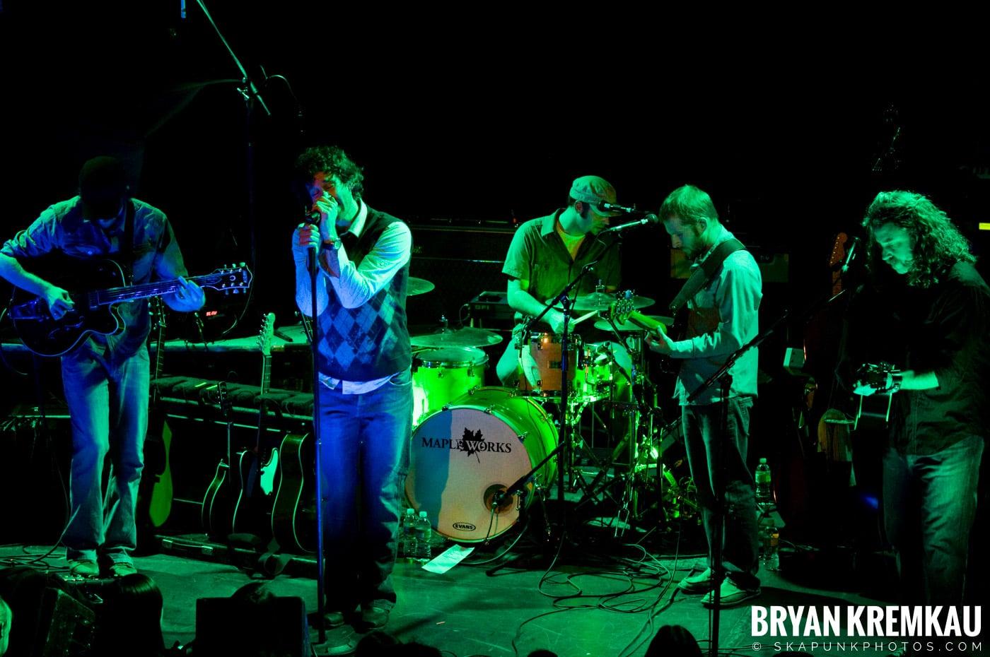 Carbon Leaf @ Bowery Ballroom, NYC - 11.28.09 (29)
