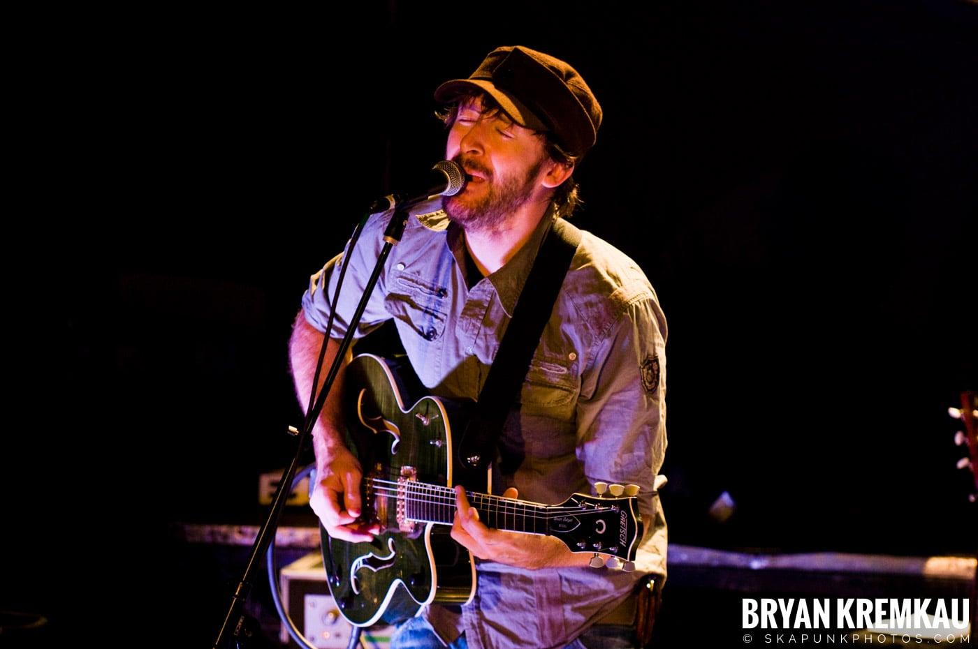 Carbon Leaf @ Bowery Ballroom, NYC - 11.28.09 (27)