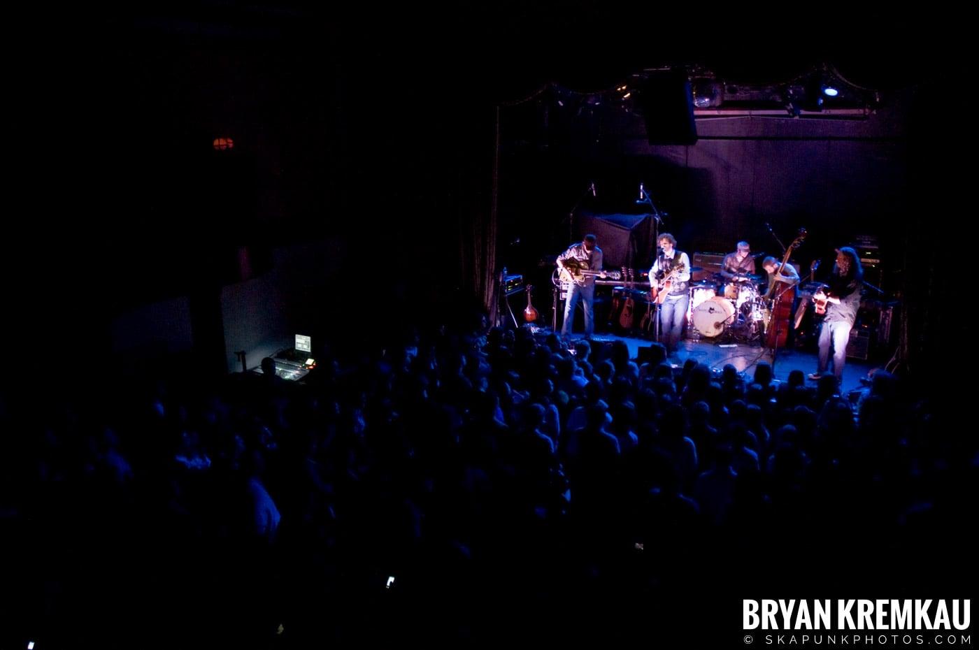 Carbon Leaf @ Bowery Ballroom, NYC - 11.28.09 (18)