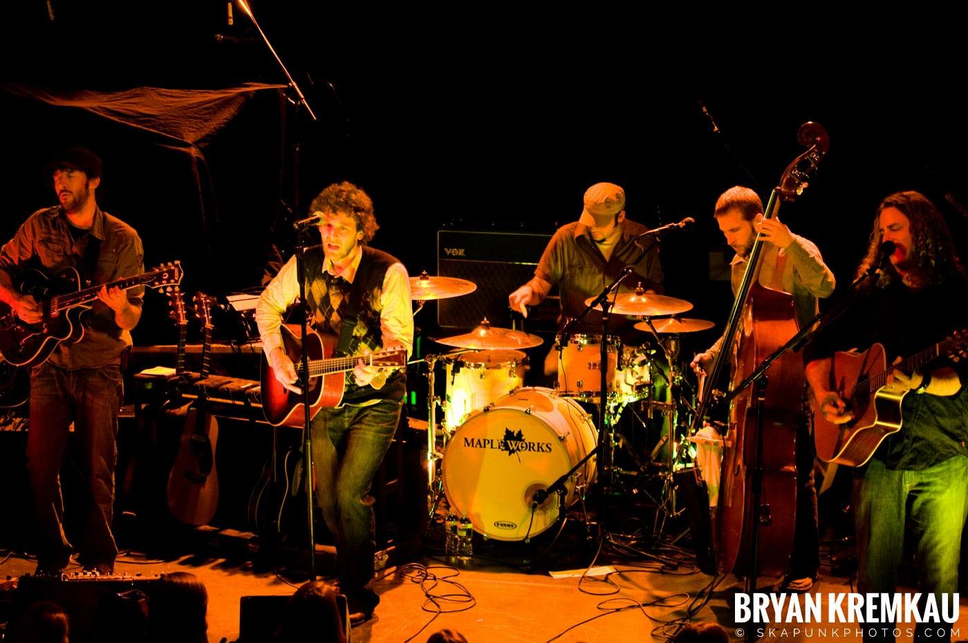Carbon Leaf @ Bowery Ballroom, NYC - 11.28.09 (16)