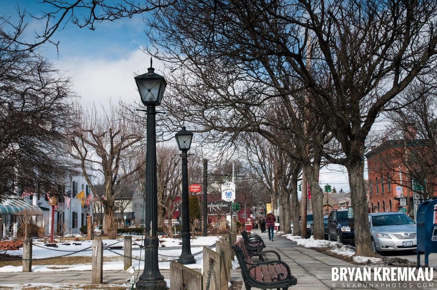 Valentine's Day Trip @ Rhinebeck, FDR's Home, Vanderbilt, Wilderstein Historic Site, NY - 2.14.10 (69)