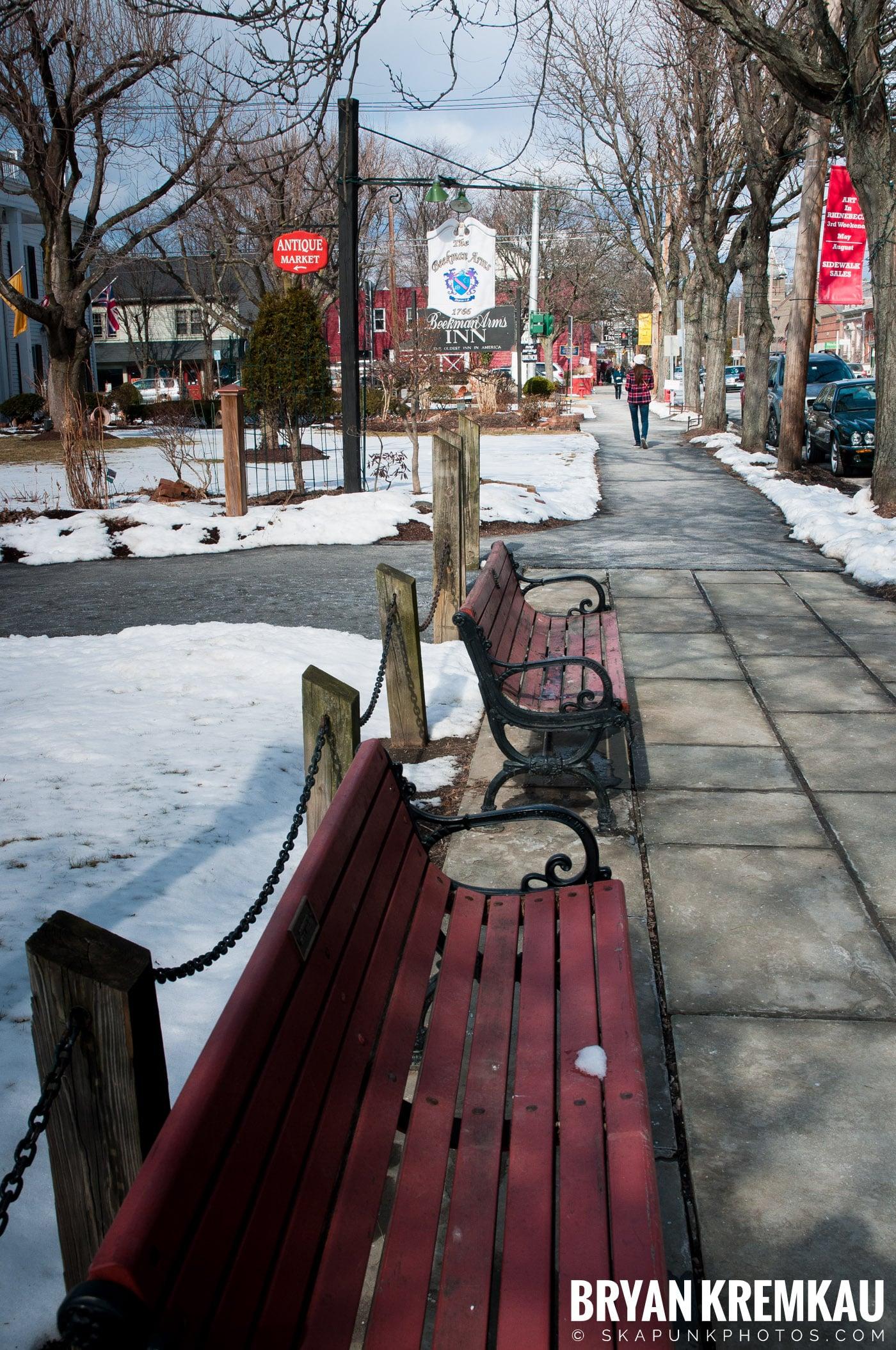 Valentine's Day Trip @ Rhinebeck, FDR's Home, Vanderbilt, Wilderstein Historic Site, NY - 2.14.10 (67)