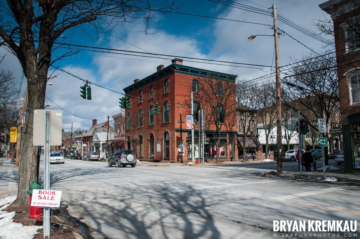 Valentine's Day Trip @ Rhinebeck, FDR's Home, Vanderbilt, Wilderstein Historic Site, NY - 2.14.10 (62)
