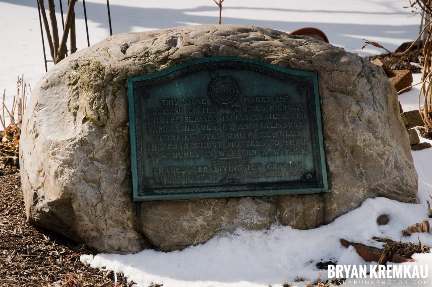 Valentine's Day Trip @ Rhinebeck, FDR's Home, Vanderbilt, Wilderstein Historic Site, NY - 2.14.10 (60)