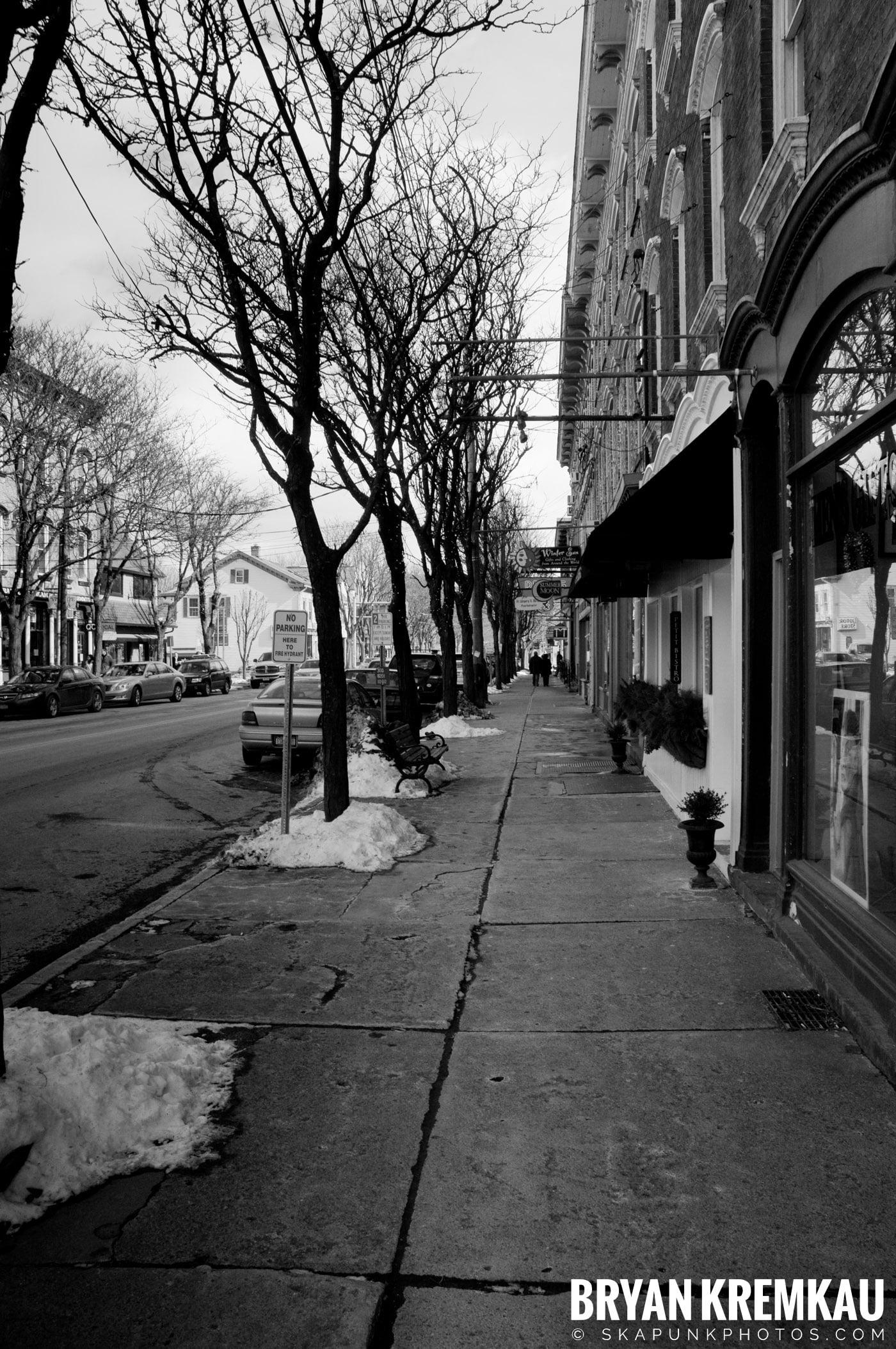 Valentine's Day Trip @ Rhinebeck, FDR's Home, Vanderbilt, Wilderstein Historic Site, NY - 2.14.10 (59)