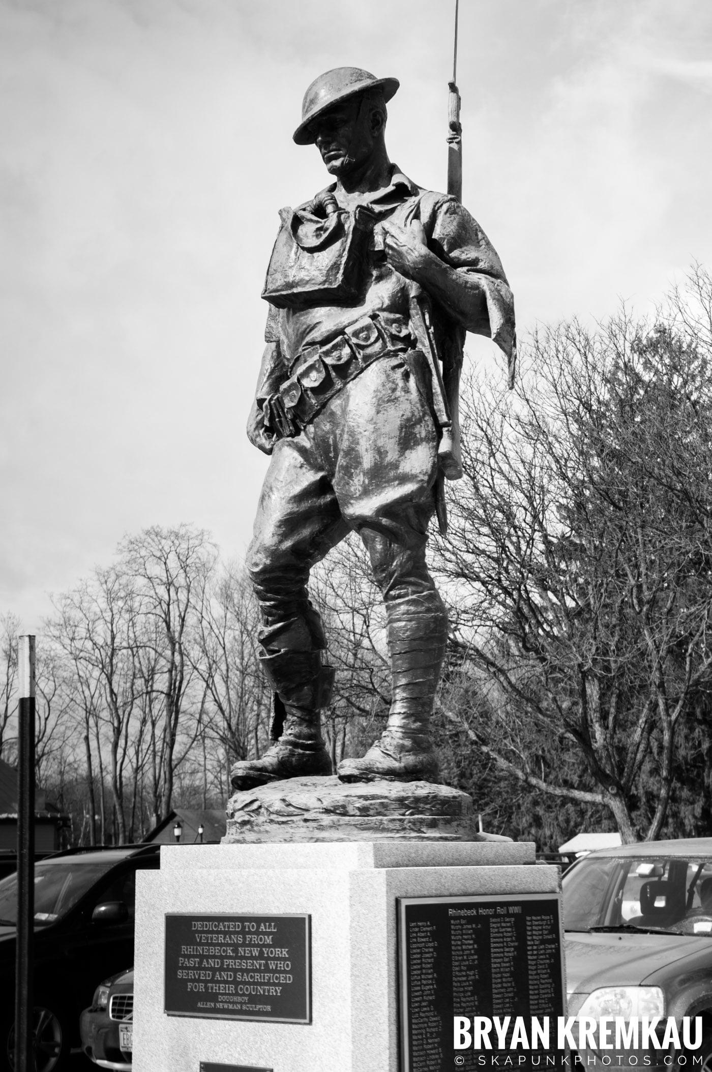 Valentine's Day Trip @ Rhinebeck, FDR's Home, Vanderbilt, Wilderstein Historic Site, NY - 2.14.10 (58)