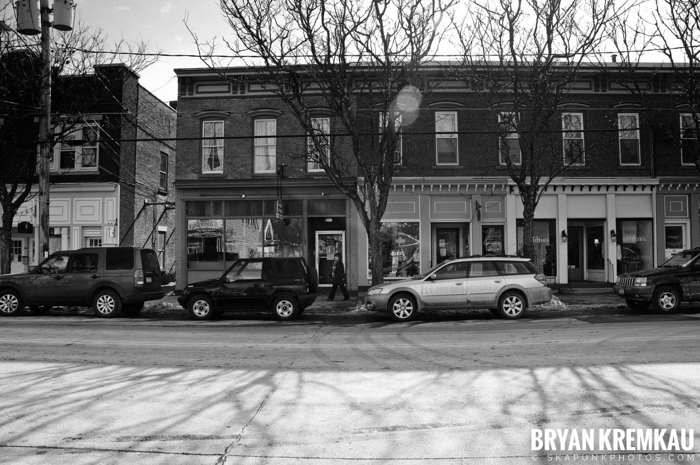 Valentine's Day Trip @ Rhinebeck, FDR's Home, Vanderbilt, Wilderstein Historic Site, NY - 2.14.10 (57)