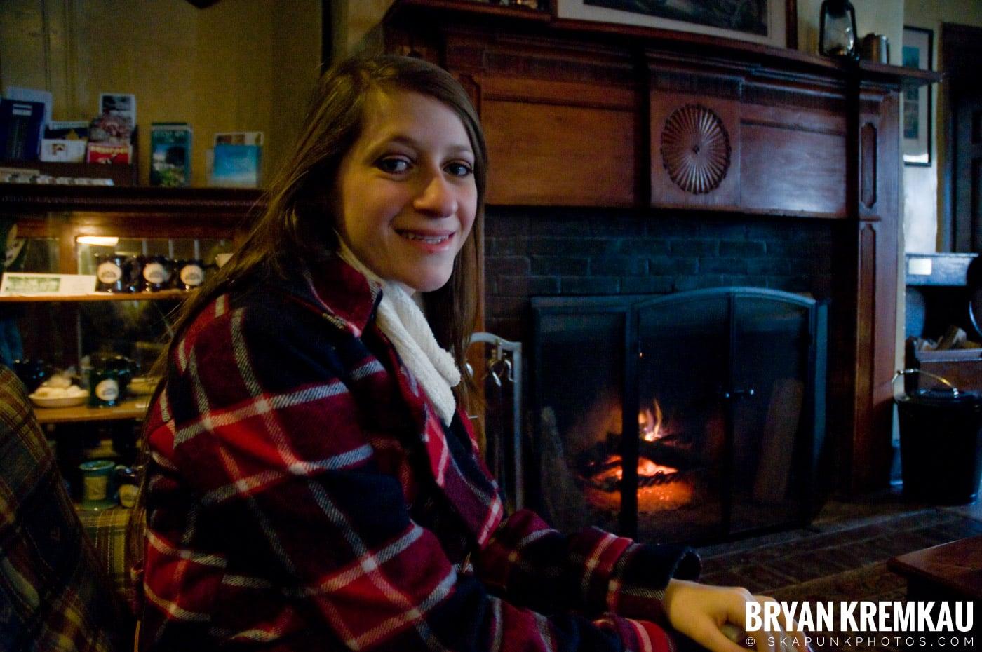 Valentine's Day Trip @ Rhinebeck, FDR's Home, Vanderbilt, Wilderstein Historic Site, NY - 2.14.10 (55)