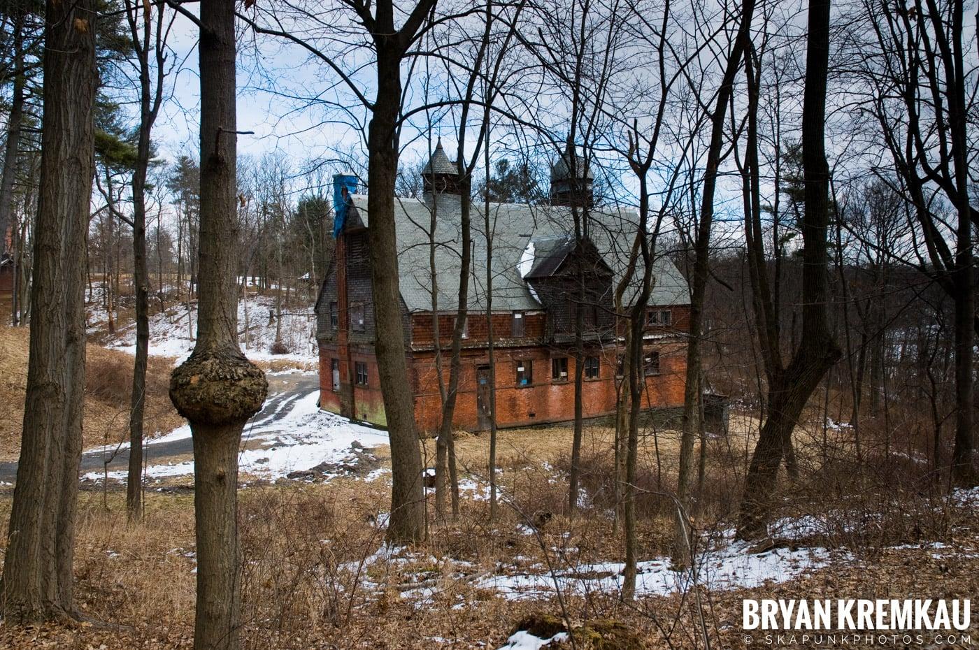 Valentine's Day Trip @ Rhinebeck, FDR's Home, Vanderbilt, Wilderstein Historic Site, NY - 2.14.10 (51)