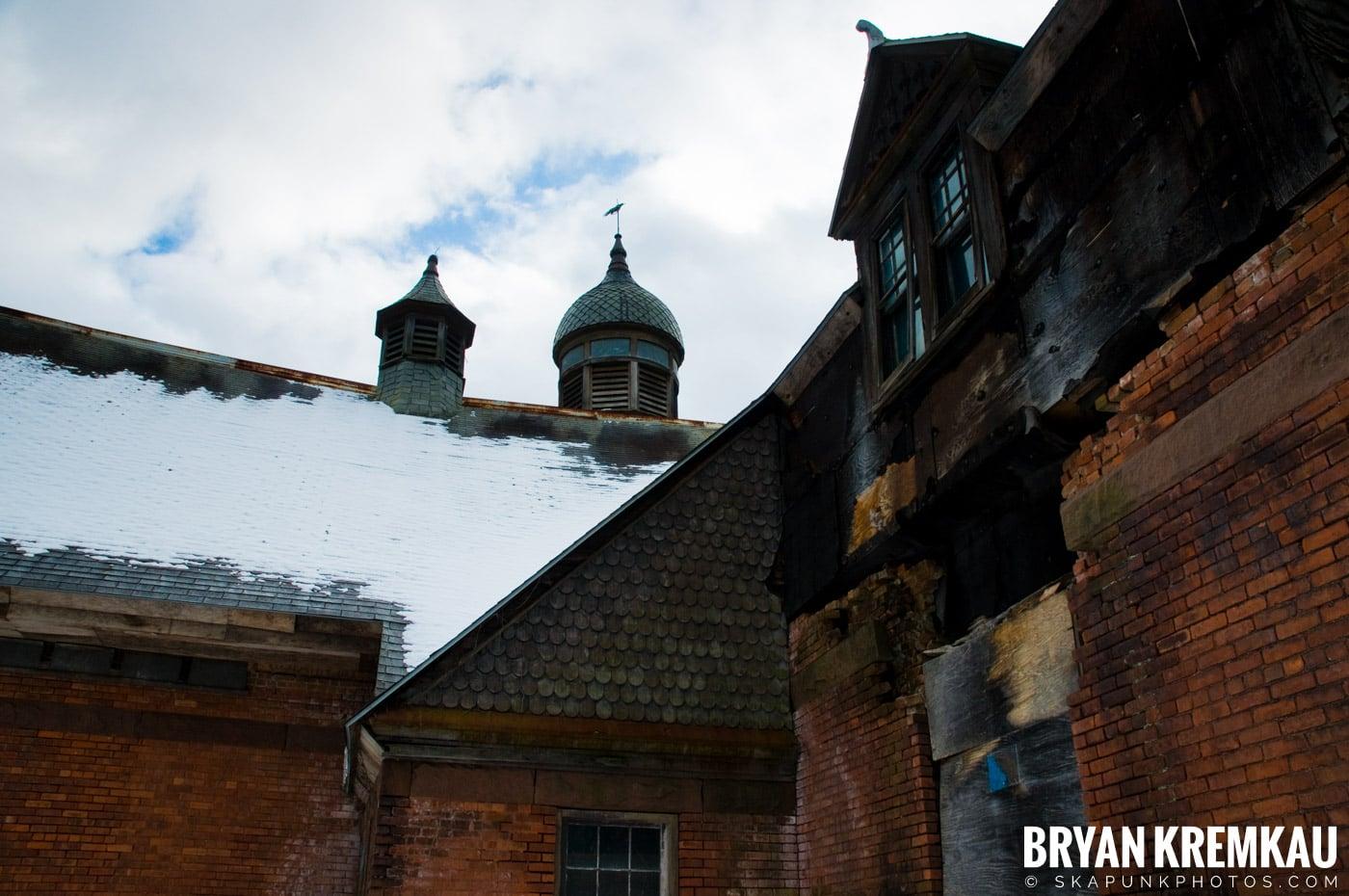 Valentine's Day Trip @ Rhinebeck, FDR's Home, Vanderbilt, Wilderstein Historic Site, NY - 2.14.10 (47)