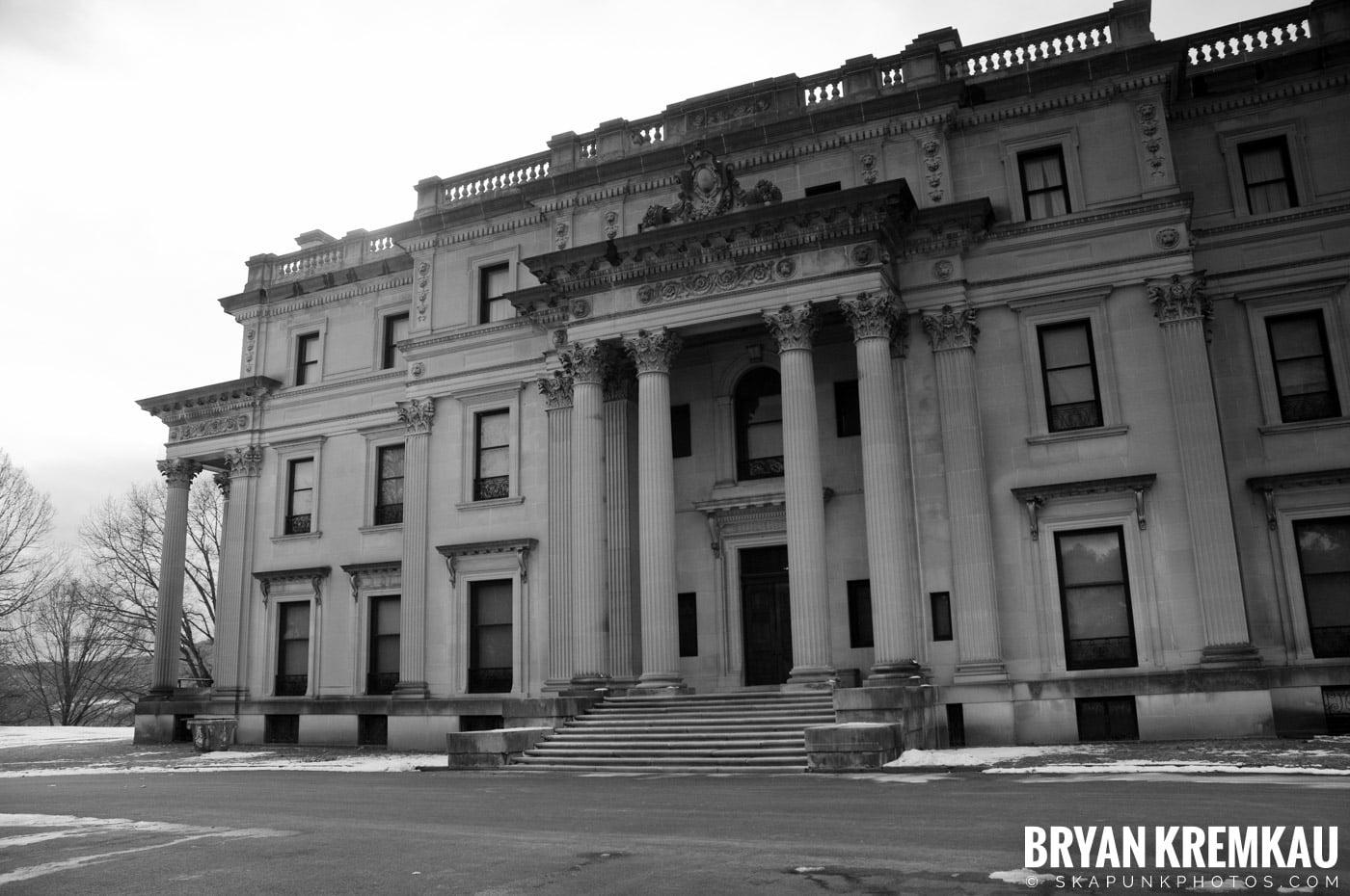 Valentine's Day Trip @ Rhinebeck, FDR's Home, Vanderbilt, Wilderstein Historic Site, NY - 2.14.10 (33)