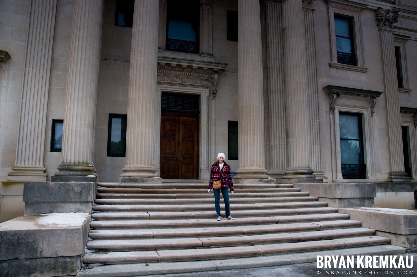 Valentine's Day Trip @ Rhinebeck, FDR's Home, Vanderbilt, Wilderstein Historic Site, NY - 2.14.10 (32)