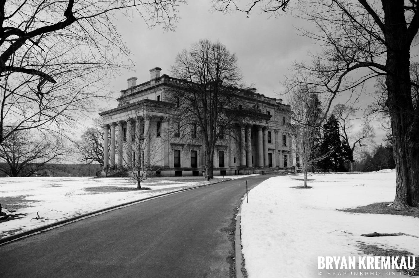 Valentine's Day Trip @ Rhinebeck, FDR's Home, Vanderbilt, Wilderstein Historic Site, NY - 2.14.10 (28)