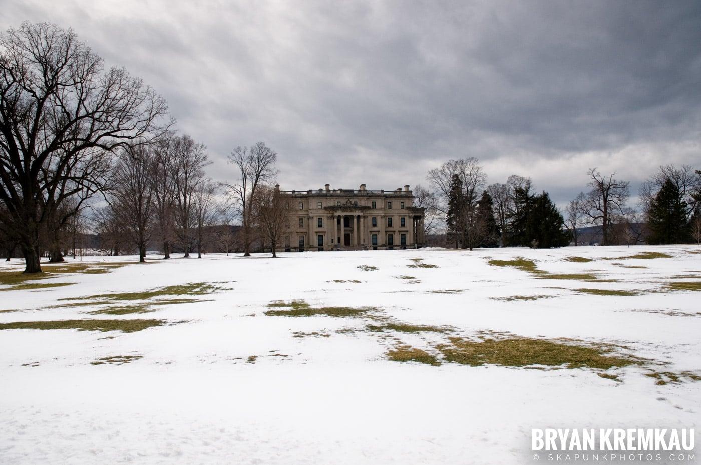 Valentine's Day Trip @ Rhinebeck, FDR's Home, Vanderbilt, Wilderstein Historic Site, NY - 2.14.10 (27)