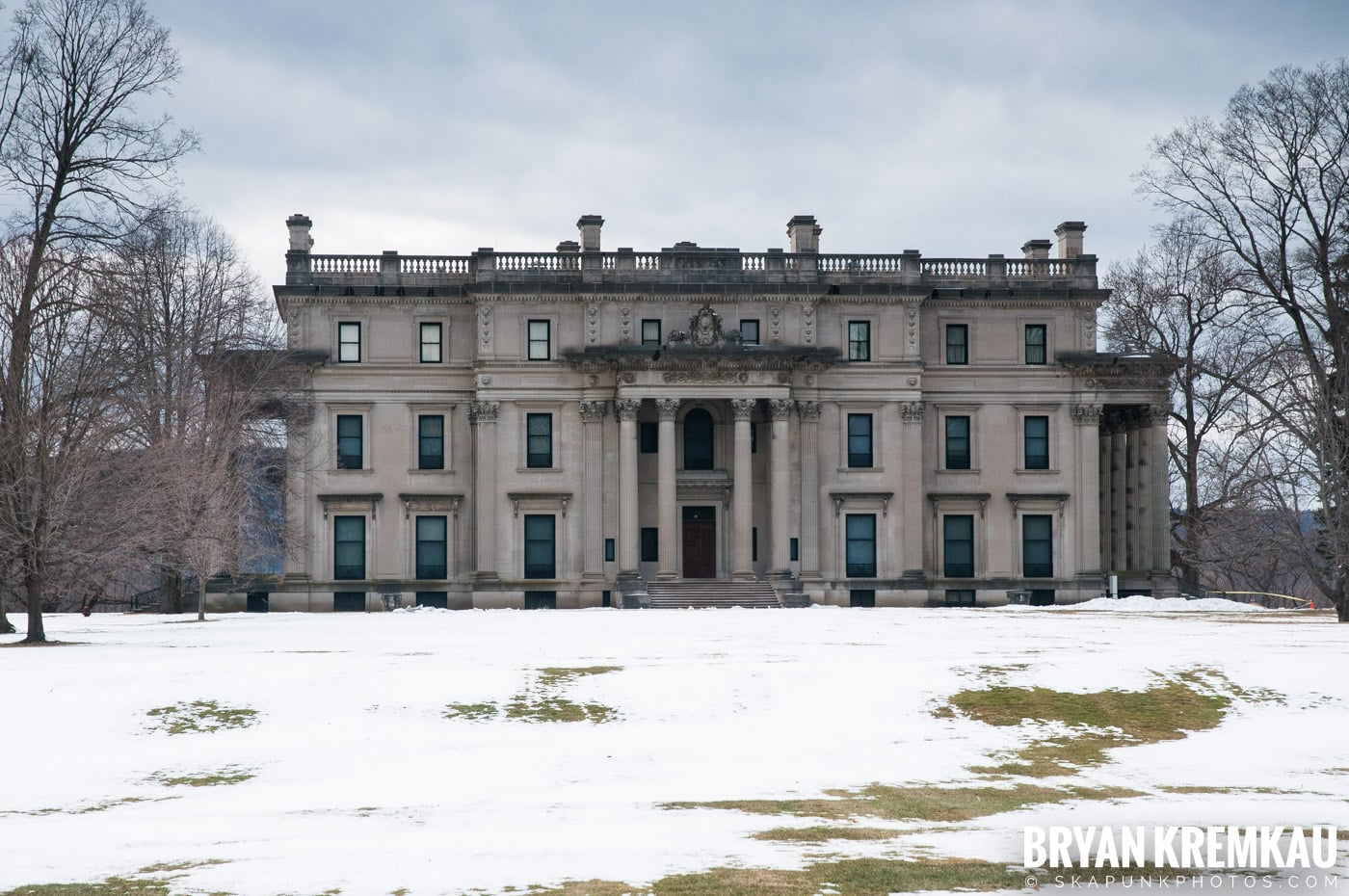 Valentine's Day Trip @ Rhinebeck, FDR's Home, Vanderbilt, Wilderstein Historic Site, NY - 2.14.10 (26)
