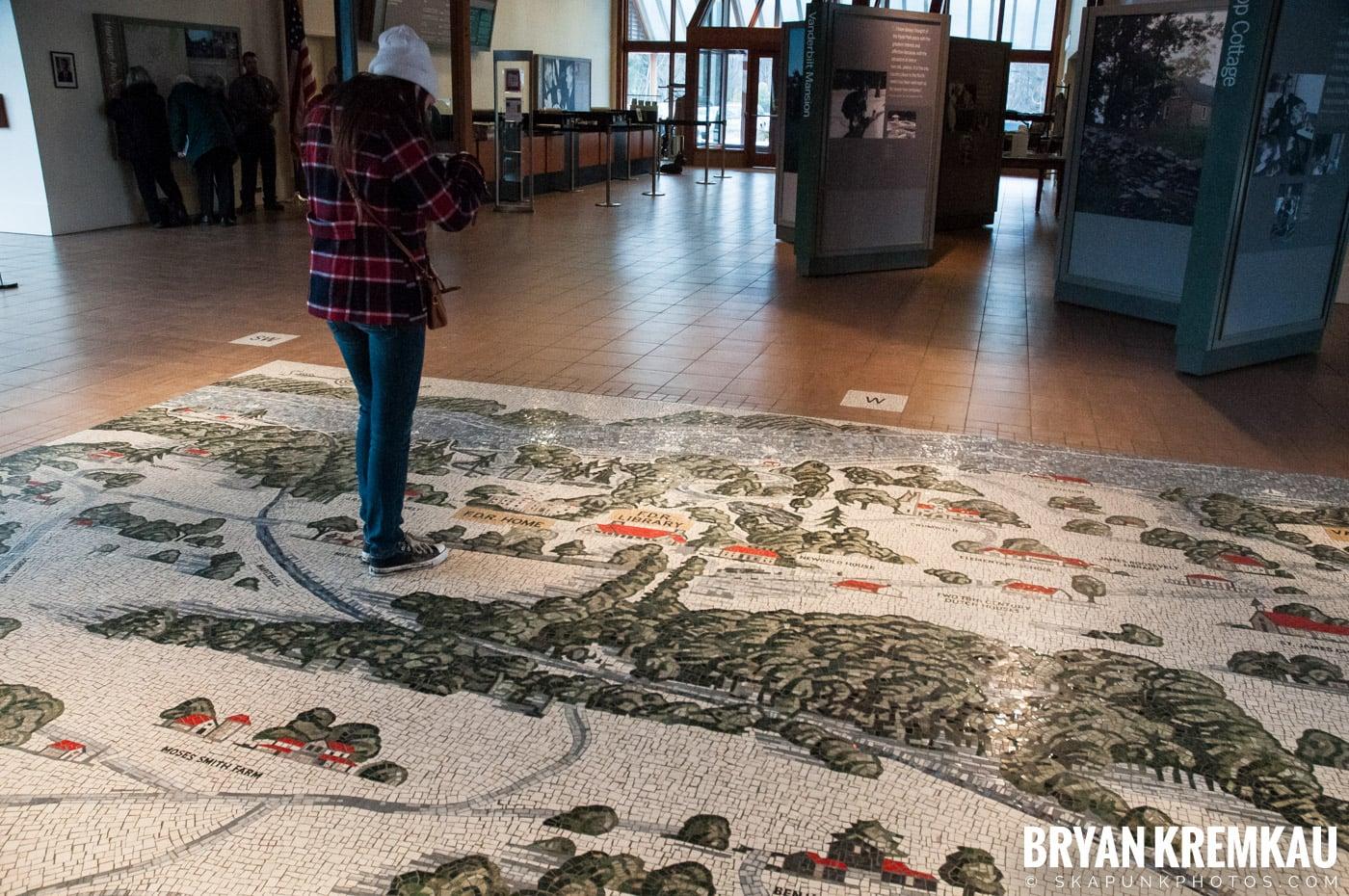 Valentine's Day Trip @ Rhinebeck, FDR's Home, Vanderbilt, Wilderstein Historic Site, NY - 2.14.10 (20)
