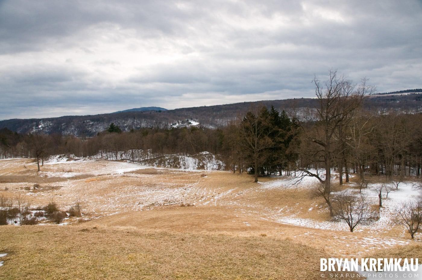 Valentine's Day Trip @ Rhinebeck, FDR's Home, Vanderbilt, Wilderstein Historic Site, NY - 2.14.10 (8)