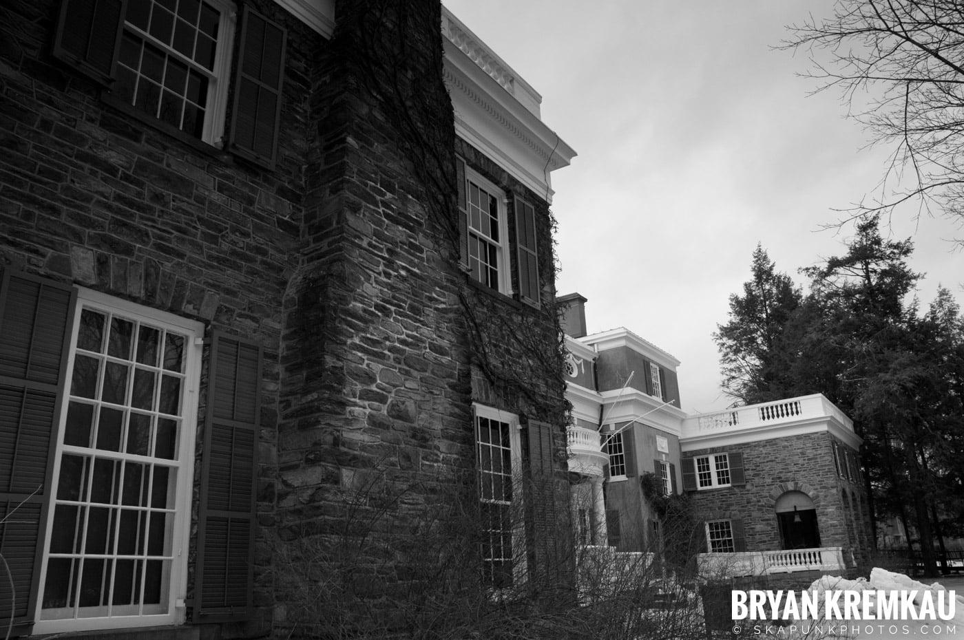 Valentine's Day Trip @ Rhinebeck, FDR's Home, Vanderbilt, Wilderstein Historic Site, NY - 2.14.10 (6)