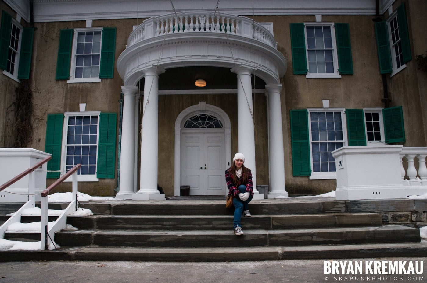 Valentine's Day Trip @ Rhinebeck, FDR's Home, Vanderbilt, Wilderstein Historic Site, NY - 2.14.10 (5)