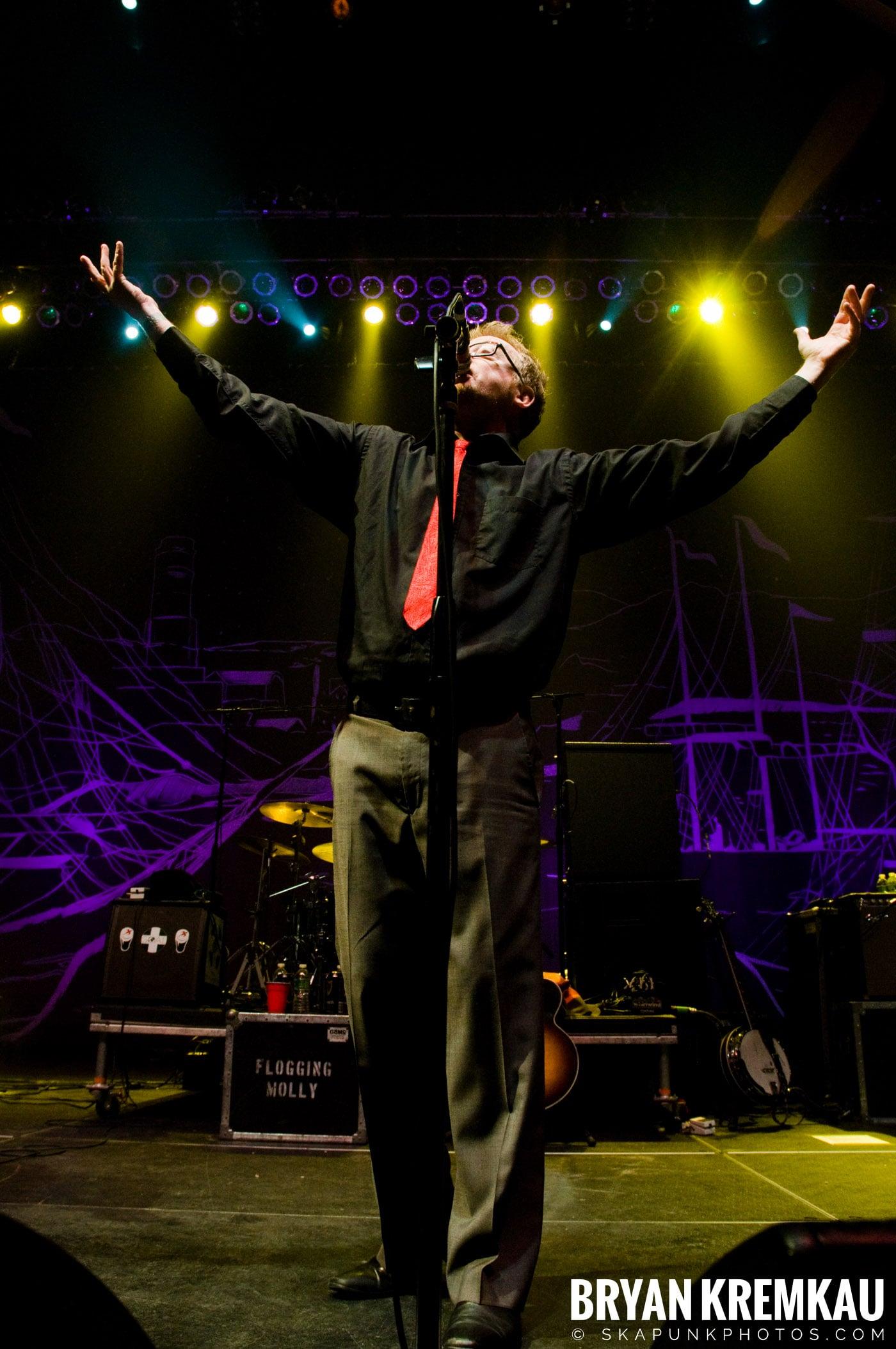 Flogging Molly @ Hammerstein Ballroom, NYC - 3.2.10 (3)