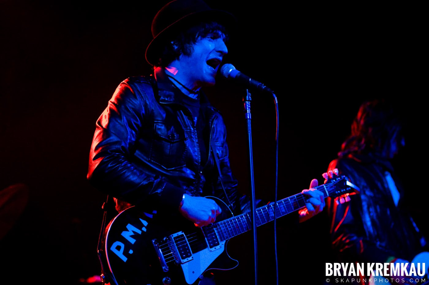 Jesse Malin @ The Fillmore New York at Irving Plaza, NYC - 3.9.10 (10)