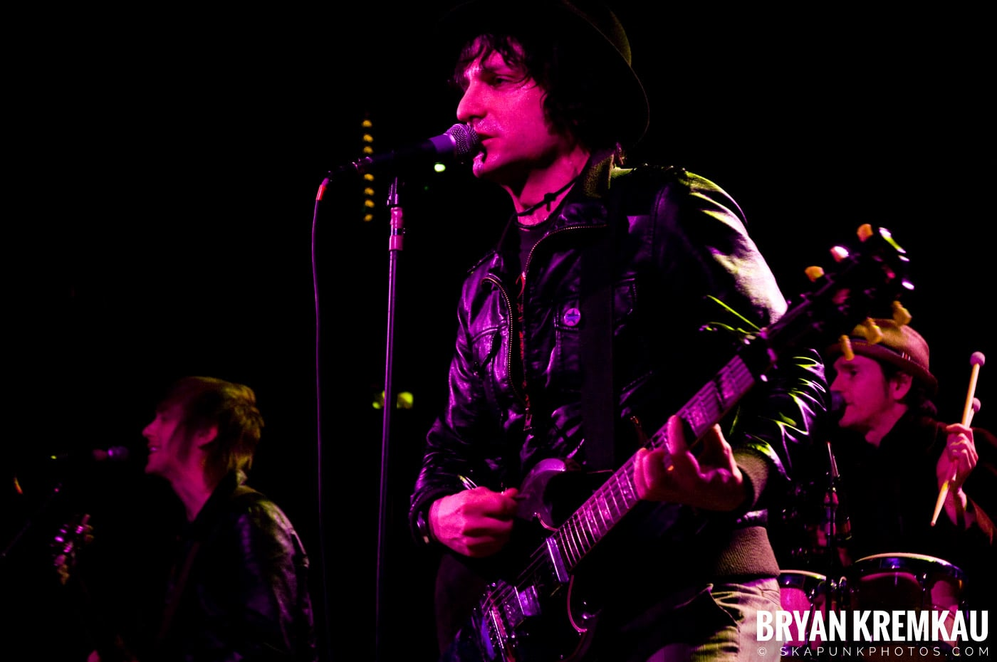 Jesse Malin @ The Fillmore New York at Irving Plaza, NYC - 3.9.10 (1)