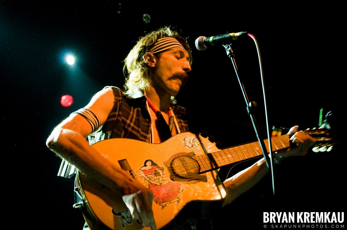 Gogol Bordello @ The Fillmore at Irving Plaza, NYC - 3.9.10 (35)