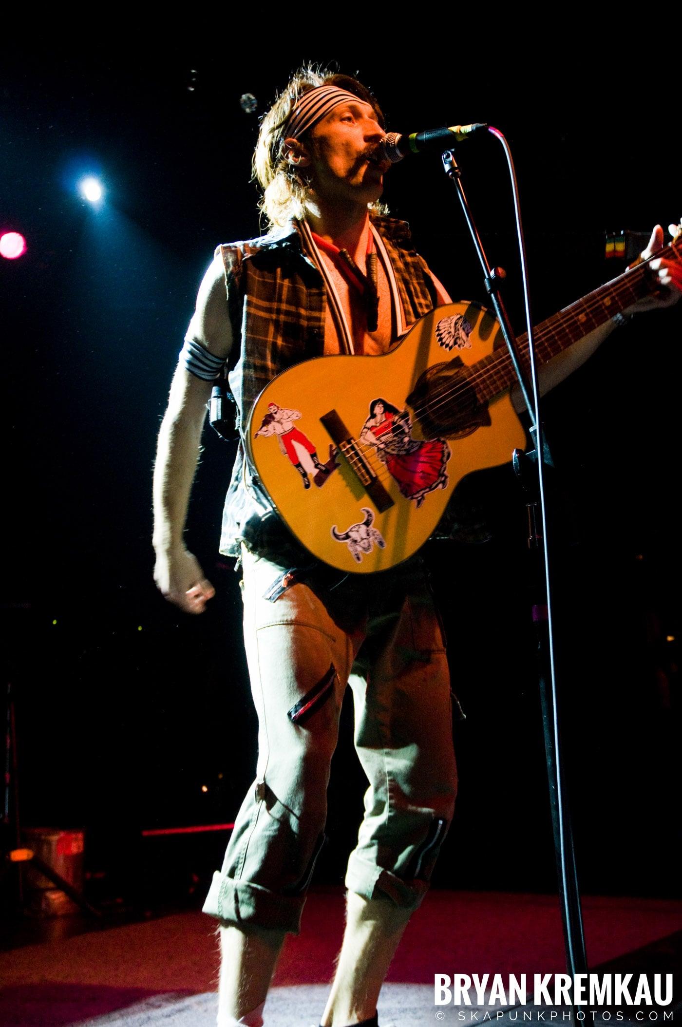 Gogol Bordello @ The Fillmore at Irving Plaza, NYC - 3.9.10 (34)