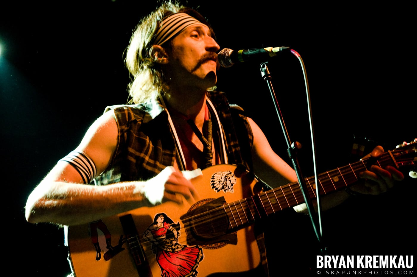 Gogol Bordello @ The Fillmore at Irving Plaza, NYC - 3.9.10 (33)