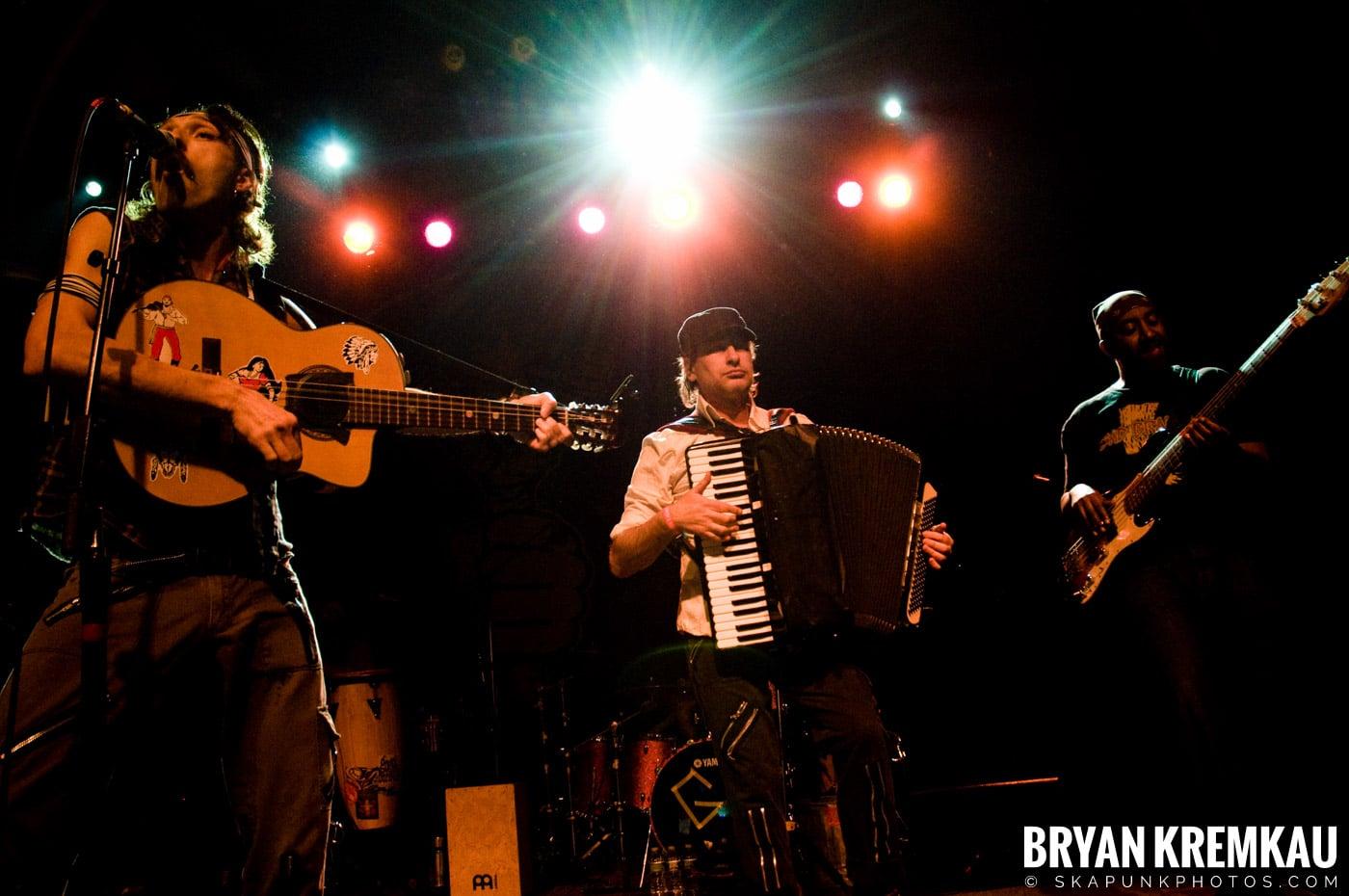 Gogol Bordello @ The Fillmore at Irving Plaza, NYC - 3.9.10 (26)