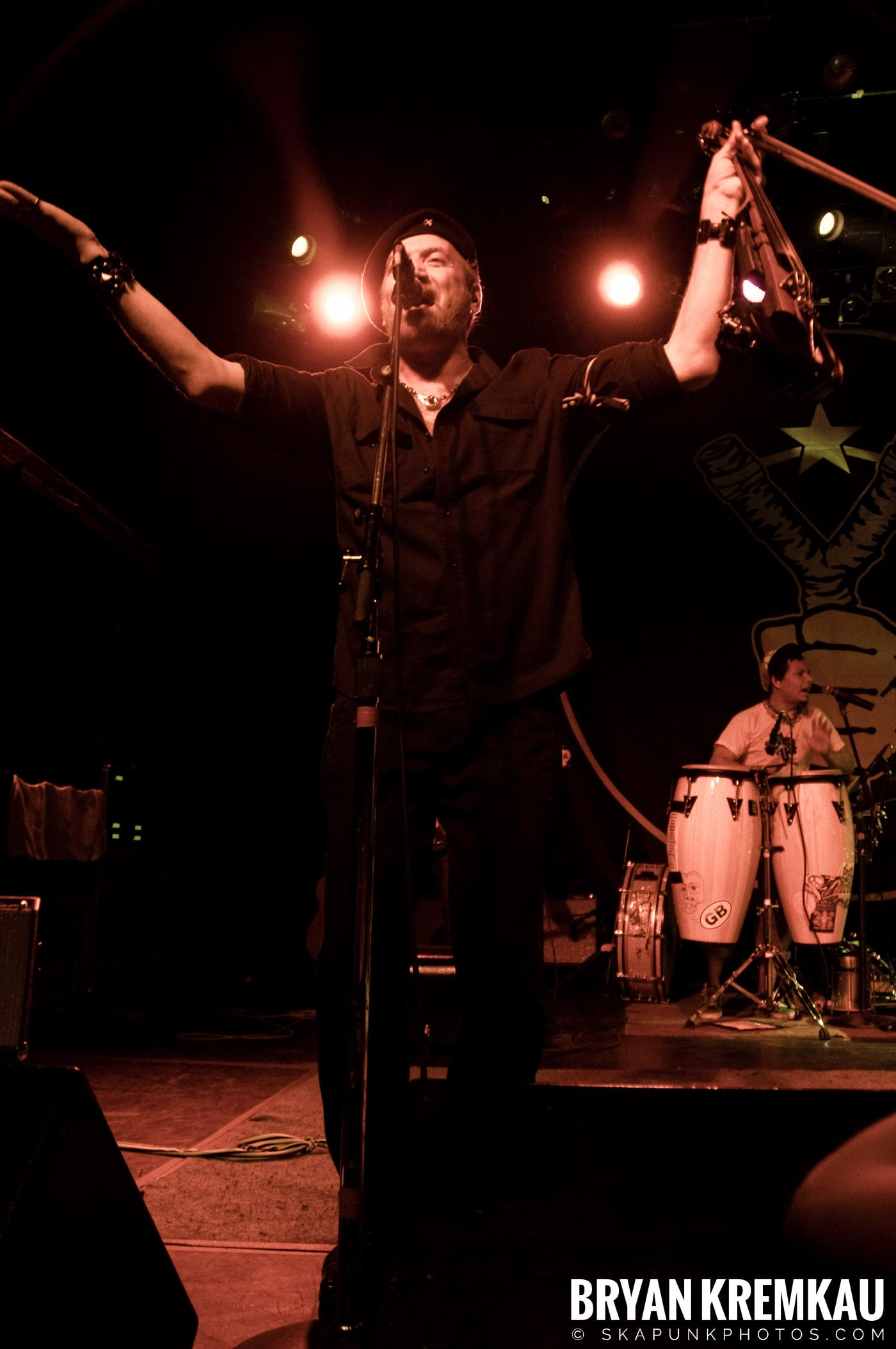 Gogol Bordello @ The Fillmore at Irving Plaza, NYC - 3.9.10 (16)