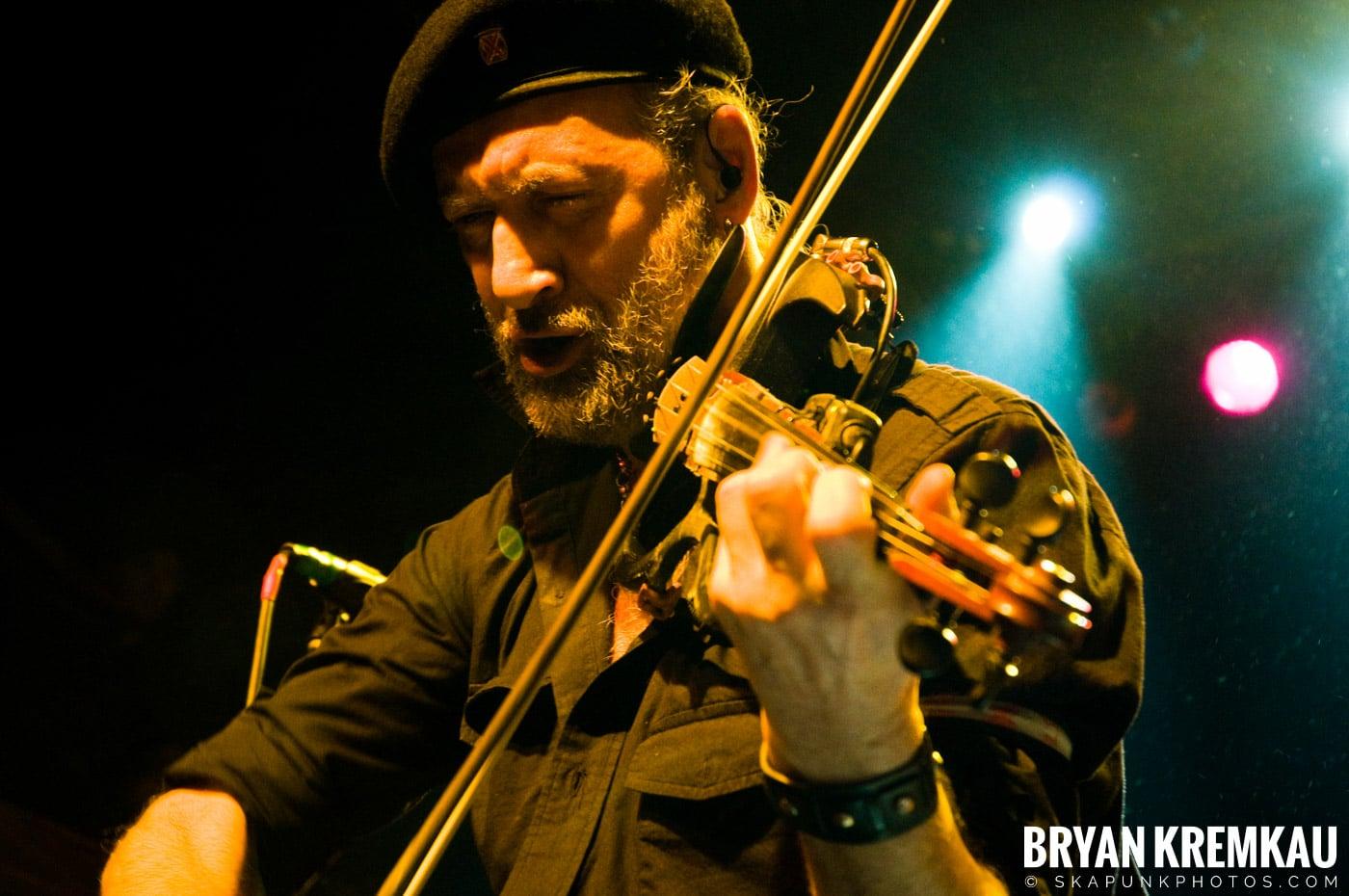 Gogol Bordello @ The Fillmore at Irving Plaza, NYC - 3.9.10 (11)