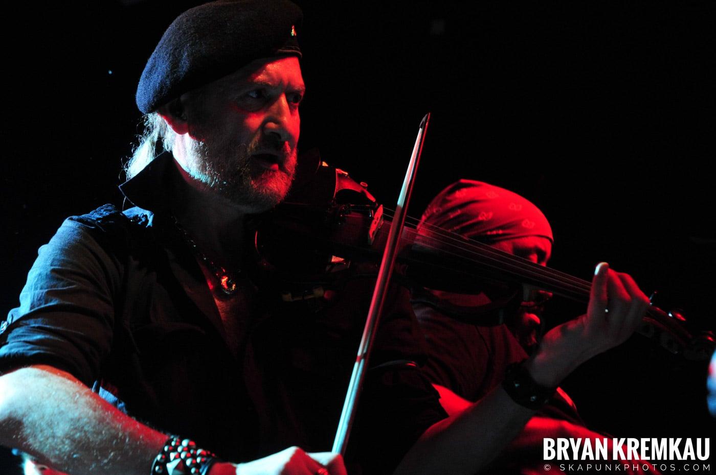 Gogol Bordello @ The Fillmore at Irving Plaza, NYC - 3.9.10 (10)
